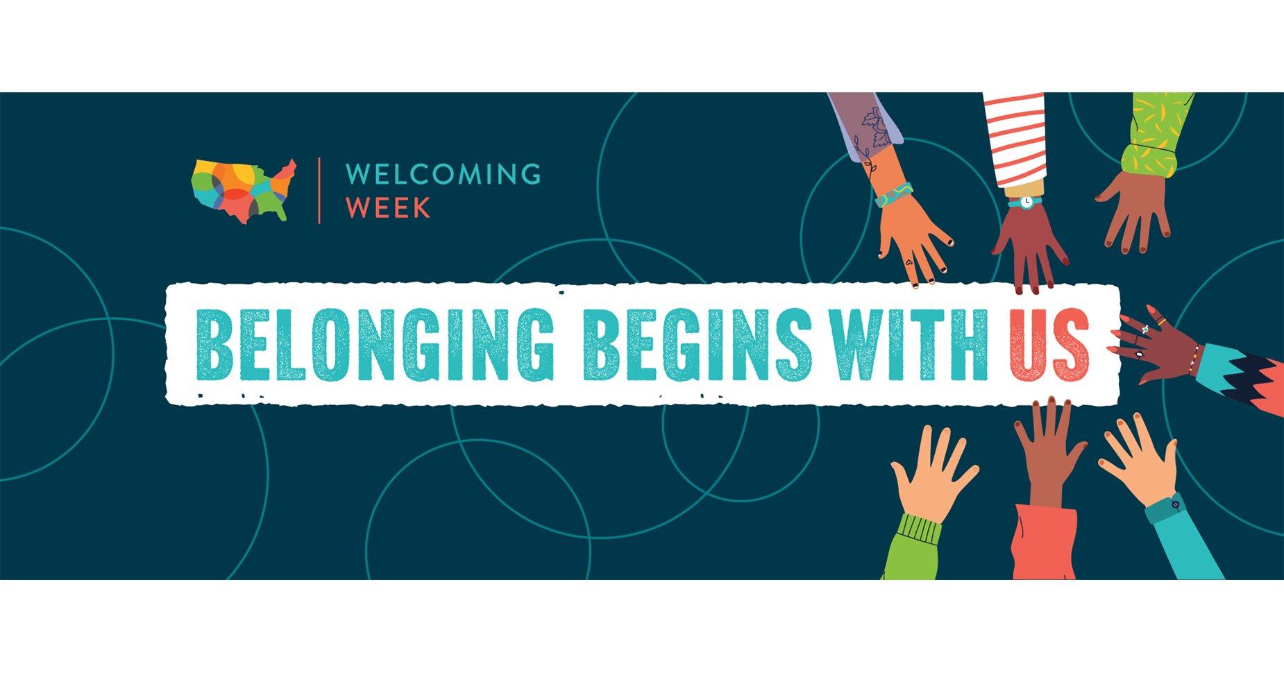 Welcoming Week 2021
